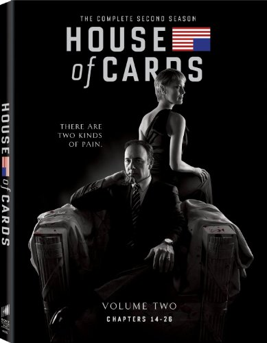 House of Cards: The Complete Second Season