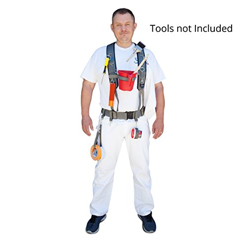 Painting Tool's Harness / Holder / Suspenders / Belt, New Professional Painters Harness - King's Harness