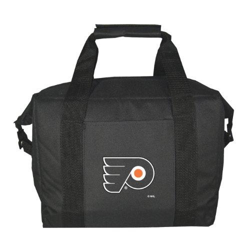 NHL Philadelphia Flyers Soft Sided 12-Pack Cooler Bag by Kolder