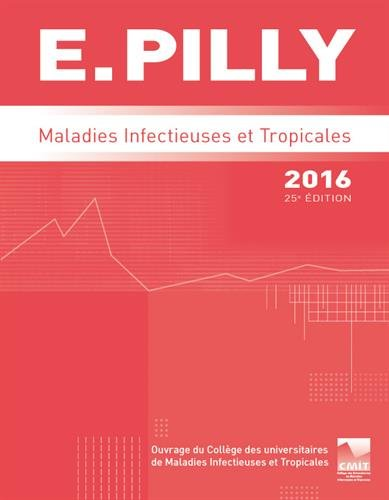E. Pilly 2016 : Maladies infectieuses et tropicales