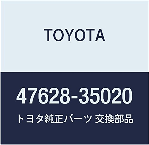 Genuine Toyota Rear Brake Bellcrank Bracket