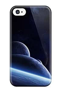 High-quality Durability Case For Iphone 4/4s(planets Aligning )