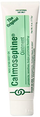 - Calmoseptine Ointment Tube 4 Oz (Pack of 2)
