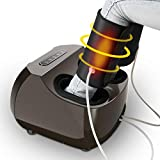 Shiatsu Foot & Leg Massager Machine - Tespo Electric Deep-Kneading...