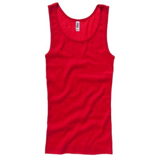 Bella Canvas - Canotta -  donna Rosso rosso XL