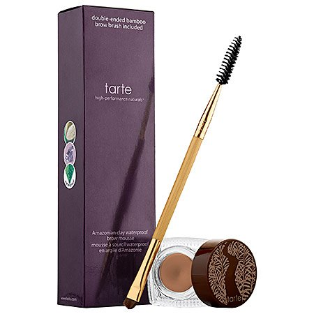 Tarte Cosmetics Amazonian Clay Waterproof Brow Mousse 2 piece by Tarte Cosmetics
