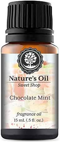 Chocolate Mint Fragrance Oil (15ml) For Diffusers, Soap Making, Candles, Lotion, Home Scents, Linen Spray, Bath Bombs, Slime