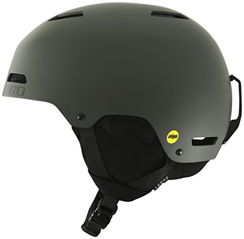 UPC 768686652516, Giro Ledge MIPS Snow Helmet Matte Mil Spec Olive Small