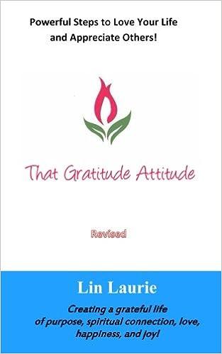that gratitude attitude revised