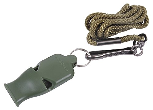 Rothco No Ball Safety Whistle (Safety Shovel)