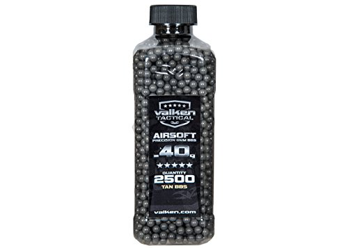 V-Tac-BBs-Valken-Tactical-040g-Bottle-2500-Count-Grey