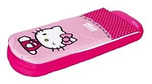 Worlds Apart 406KTT01E Hello Kitty - Cama hinchable de viaje para niños