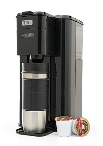 TRU Single Serve K-Cup Coffee Machine