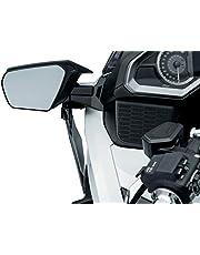 Kuryakyn 6578 Air Management Motorcycle Accessory: Upper Air Deflectors for 2018-20 Honda Gold Wing Motorcycles, Dark Smoke Tint, 1 Pair