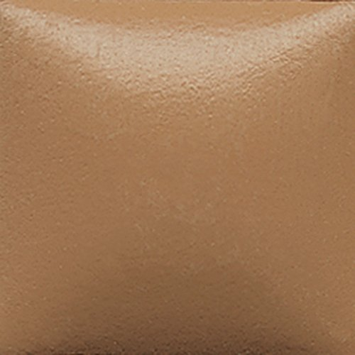 Bisque Bisq (Duncan Bisq-Stain Opaque Acrylics - OS 471 - Medium Brown - 2 Ounce Bottle)