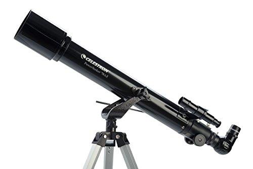 Celestron 21036 PowerSeeker 70AZ Telescope (Black) Celestron Featured