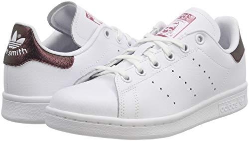 Maroon ftwr trace Chaussures Blanc Garçon ftwr Adidas F18 White White tH8xqTOtwS