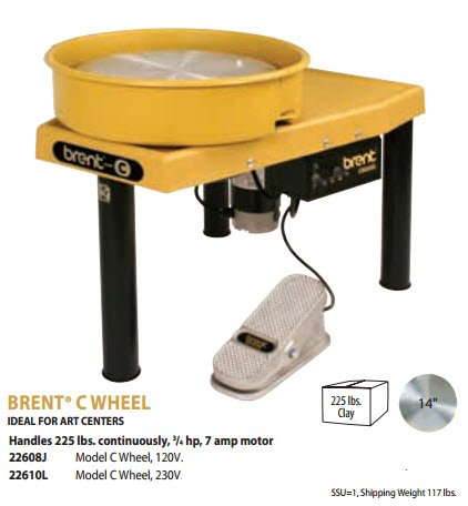 Brent C Wheel