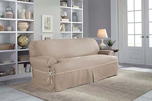 Buy t cushion slipcover couch
