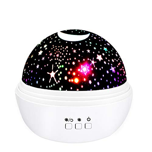 Toys for 2-10 Year Old Boys, Wiki Night Light Lamp for Kids Idea Gifts for Boys Girls Bedroom Light Cool Toys for 2-10 Year Old Boys Girls 2018 Christmas Gifts for 2-10 Year Old Girls White WKUSXKD01 -