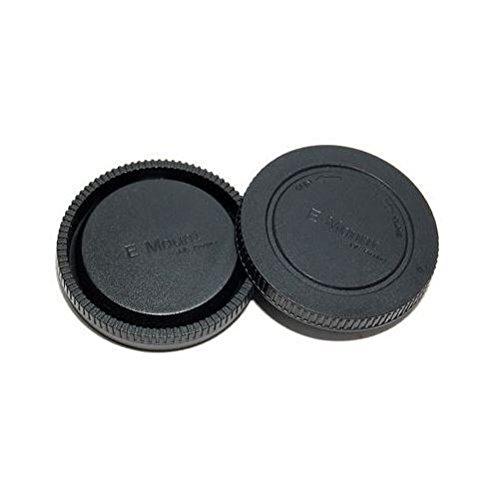 JJC L-R9 Body Cap Rear Lens Cap for NEX3 NEX5 E Mount Digital Cameras