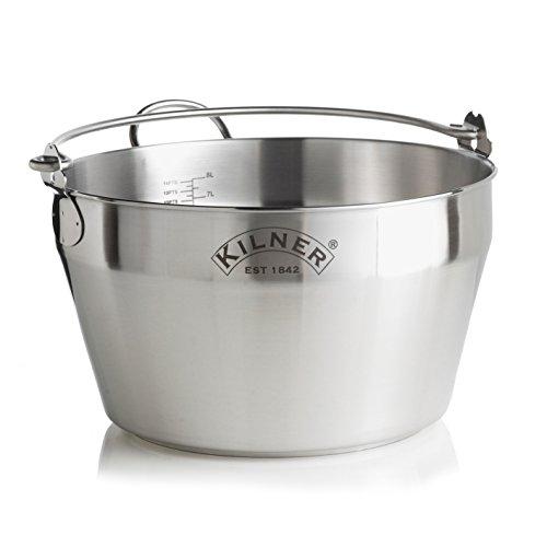 Kilner Stainless Steel Jam Pan