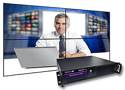Amazon com: Smartavi AP-SVWP-120G5S SIGNWALL-PRO DIGITAL