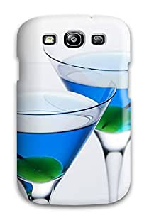 New Food Drink Tpu Case Cover, Anti-scratch ZippyDoritEduard Phone Case For Galaxy S3
