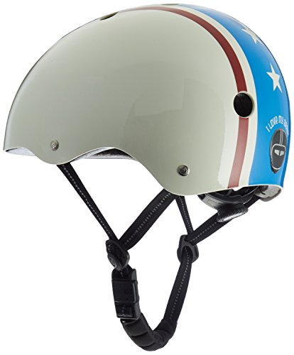 Nutcase Patterned Street Bike Helmet for Adults