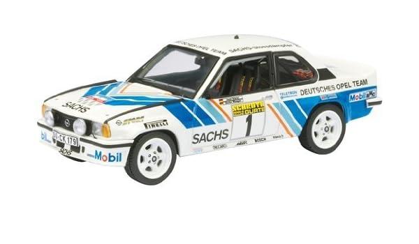 Schuco - SCHU05525 - Véhicule Miniature - Opel Ascona B400 Nð1 - Sachs Winter Rallye 1981 - Kleint et Wanger - Echelle 1 / 43 by Schuco: Amazon.es: ...