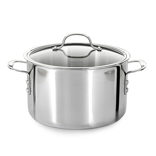 Calphalon 8-quart Stainless Steel Stock Pot