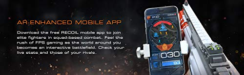 Recoil Laser Tag Starter Set, GPS enabled Multi-Player Smartphone Game by Recoil (Image #9)