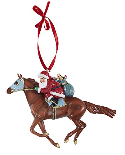 - Breyer Off to The Races Holiday Ornament