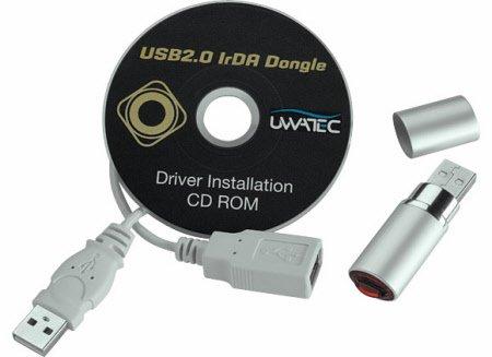 Scubapro USB Infrarot Schnittstelle