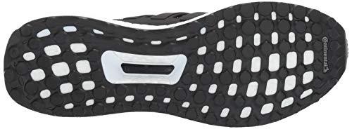 adidas Men's Ultraboost, Black/White, 4 M US by adidas (Image #3)