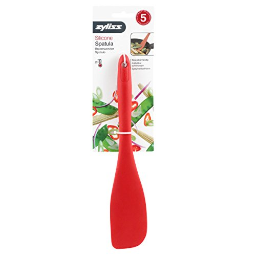 Zyliss Silicone Spatula, Red ()