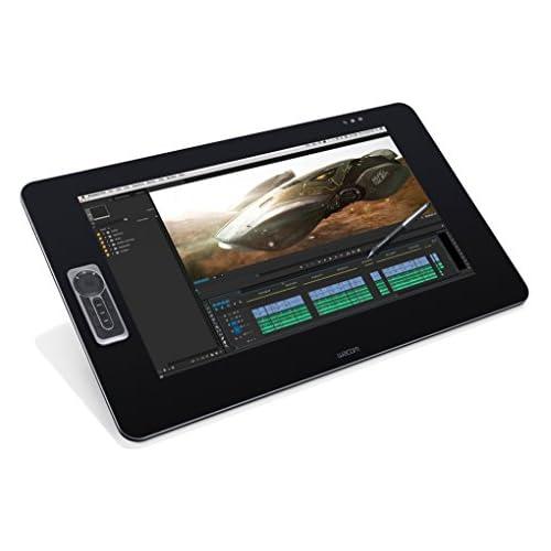 chollos oferta descuentos barato Wacom DTK 2700 Cintiq 27 QHD Pantalla Creativa interactiva de 27 QHD con lápiz de 2048 Niveles de presión Soporte doblable Opcional
