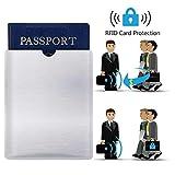 Outgeek 48PCS RFID Blocking Sleeves 36PCS Credit
