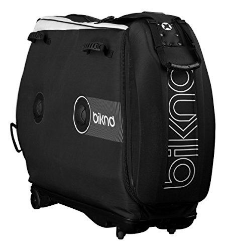 BIKND Helium V4 Air-Cushioned Bike/Bicycle Airplane Safe Travel Case - Black (Helium 2 Bike)