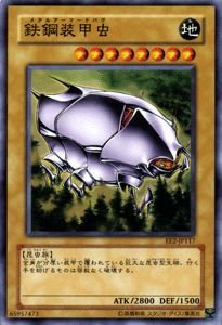 Metal Armored Bug - 8