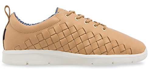 Vans TESELLA Off The Wall clash khaki antique, Groesse:41.0
