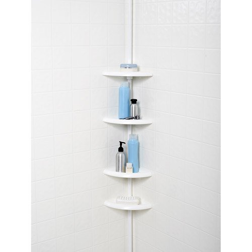 Mainstays 4 tier Shower Tension Caddy product image