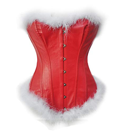 Sexy Corset Festif Noël Femme Nuisettes Spectacle Mini Uniforme 6763 De Maimomo 5wxHTgq