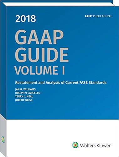 GAAP Guide (2018)