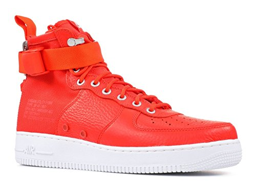 Homme Af1 Chaussures Gymnastique Orange Orange Team Prm Sf Nike Mid De wHAq7n05