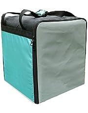 PK-76BG: Bolsa de entrega de alimentos, caja térmica, resistente a las manchas, bolsa de entrega de pizza, mantener caliente, 16 pulgadas de largo x 15 pulgadas de ancho x 18 pulgadas de alto