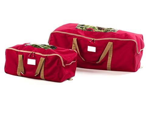 Covermates Keepsakes 2PC Christmas Tree Storage Duffel Set (48