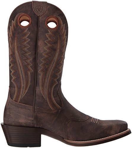 Ariat Mens Alto Deserto Western Boot Tack Room Cioccolato