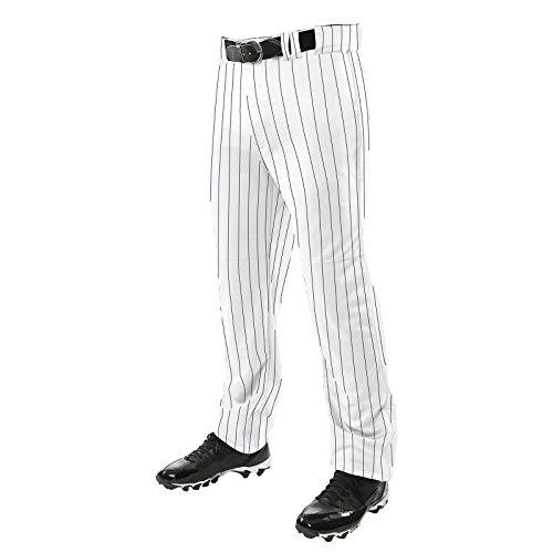 Buy navy pinstripe baseball pants