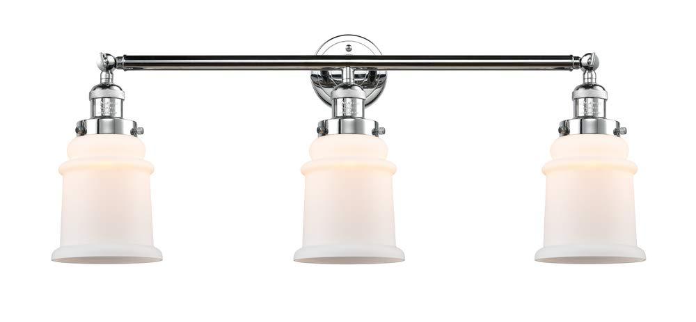 Innovations 205-PC-S-G181 3 Light Adjustable Bathroom Fixture Polished Chrome